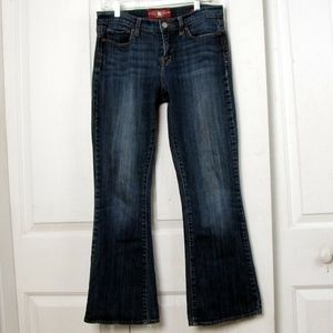 Lucky Brand Boot Cut Ankle Jeans Sophia Size 8/29